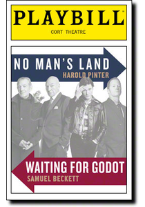 No Mans Land Waiting for Godot