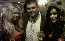 Nicholas Cascio With Girls from Jerseylicious.