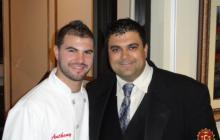 Nicky With Cousin Anthony from Cake Boss.
